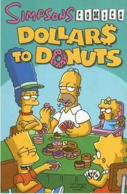 Offizieller Simpsons-Comic