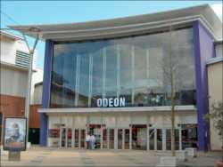 Odeon-Kino in London