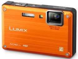 Panasonics erste Outdoor-Kamera: DMC-FT1