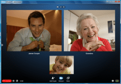 Skype-Screenshot