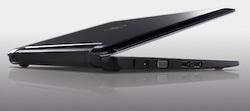Das Mini 12 wirkt etwas durchgestylter als die meisten bisherigen Netbooks, einen Trend, den Asus mit dem S101 begonnen hat.