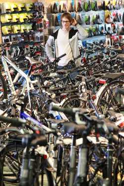 Mifa hat in den vergangenen Jahren vom Boom bei den Fahrradverkäufen profitiert.