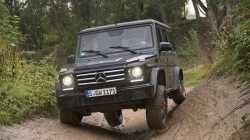 Fahrbericht Mercedes-Benz G 350 d