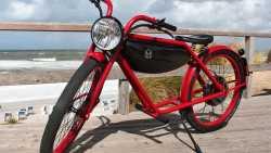 Meijs Motorman: Retro-Motorrad mit Elektroantrieb aus Holland