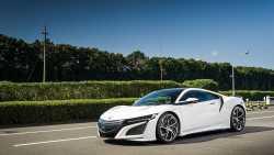 Fahrbericht: Honda NSX
