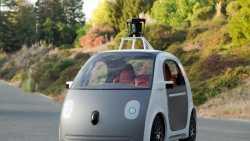 Zu langsam unterwegs: Polizei hält Google-Car an