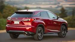 Scharfkantig: Probefahrt im Lexus RX
