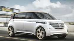"""Studie """"BUDD-e"""" von Volkswagen"""