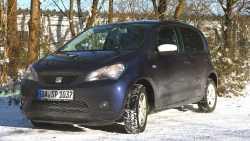 Fahrbericht Seat Mii 1.0 Ecofuel