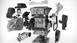 Volvo neuer Dreizylinder