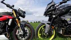 Triumph, Yamaha