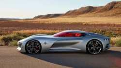Renaults GT-Studie Trezor
