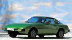 Der Kreiskolben-Flitzer Mazda RX7