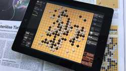 Mensch gegen Smartphone: Apps für das Strategiespiel Go