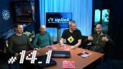 c't uplink 14.1: Zwei Pixel, Siegeszug der Hotspots und Gaming-PCs