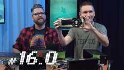 c't uplink 16.0: AMD Ryzen, Nvidia GTX 1080 Ti, Nintendo Switch & Zelda