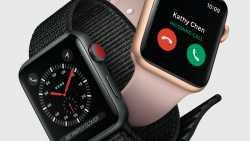 Apple Watch Series 3: Telefonieren aus dem Handgelenk