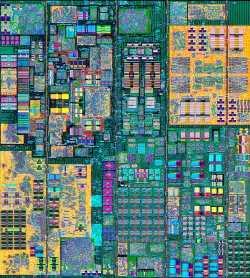 IBM POWER8 Die