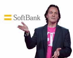 T-Mobile-Chef John Legere und SoftBank - eine glückliche Verbindung?