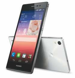 Huaweis Flaggschiff Ascend P7
