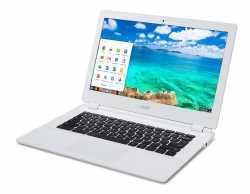 Für Webanwendungen ist das Acer Chromebook 13 mit Full-HD-Display gut gerüstet.