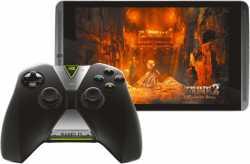 Anspruchsvolle PC-Spiele lassen sich drahtlos per GameStream auf Nvidias Spiele-Tablet Shield holen.