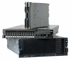 Drei Beispiele für x86-Server