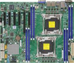 Supermicro X10DRL-i für Haswell-EP