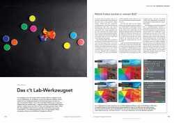 Ralph Altmann mit dem zweiten Teil des Lab-Workshops