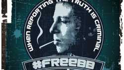 Urteil über angeblichen Anonymous-Sprecher Barrett Brown vertagt