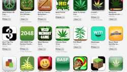 Knarren verboten, Haschisch erlaubt: Apple ändert App-Store-Regeln