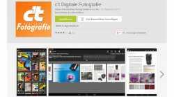 c't Digitale Fotografie App