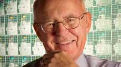 Gordon Moore: Bedeutung des Internets hat mich wirklich überrascht
