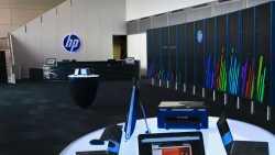 Hewlett-Packards Gewinn und Umsatz sinken weiter