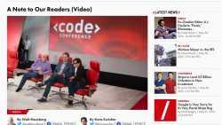 IT-Blog Recode wird übernommen
