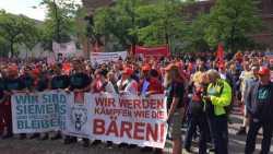 Gewerkschaft fürchtet noch größeren Stellenabbau bei Siemens