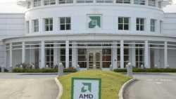 Chipkonzern AMD