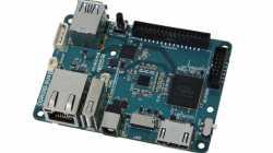 Platine mit CPU-Kernen