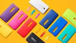 Drei neue Smartphone-Modelle von Motorola