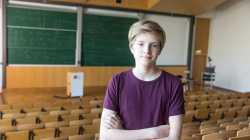 14-jähriger Potsdamer studiert Informatik