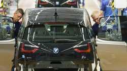 Bericht: BMW würde Fahrzeugteile an Apple lizenzieren