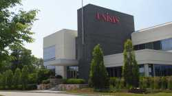Unisys-Hauptsitz in Blue Bell, Pennsylvania