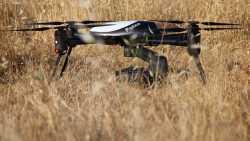 Polizei-Drohne