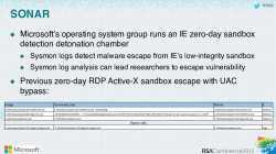 Sonar: Microsoft arbeitet an Software zur Malware-Analyse