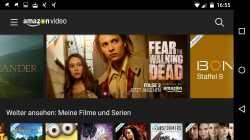 Amazon Prime Instant Video: Offline-Modus auch für iOS und Android