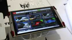 IFA 2015: Gaming-Tablet Acer Predator 8 im Hands-On