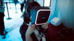 VR-Prototyp von Canon