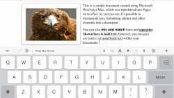 Apple bereitet iWork-Apps für iOS 9 vor