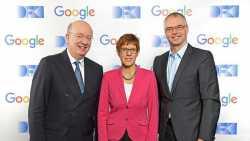Google steigt beim Forschungszentrum DFKI ein