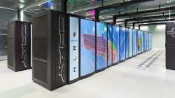 Deutschlands schnellster Supercomputer steht nun in Stuttgart